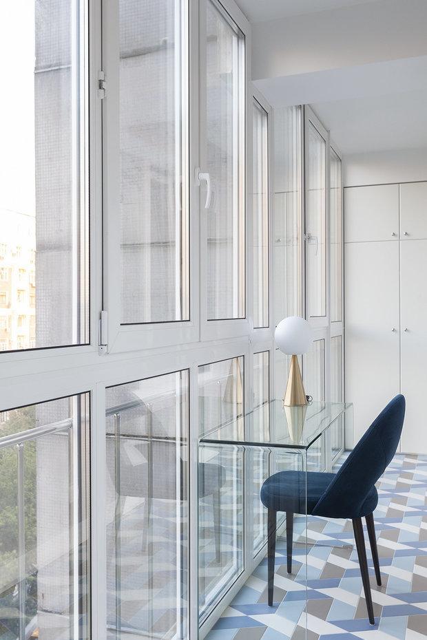 Фотография: Балкон в стиле Современный, Квартира, Советы, генеральная уборка, Уборка, Meine Liebe – фото на INMYROOM