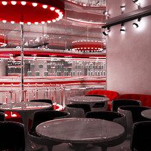Фото из портфолио Ночной клуб – фотографии дизайна интерьеров на INMYROOM