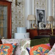 Фотография: Гостиная в стиле , Декор интерьера, Квартира, Дома и квартиры, Missoni – фото на InMyRoom.ru
