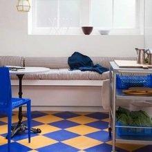 Фотография: Кухня и столовая в стиле Современный, Хай-тек, Эклектика – фото на InMyRoom.ru