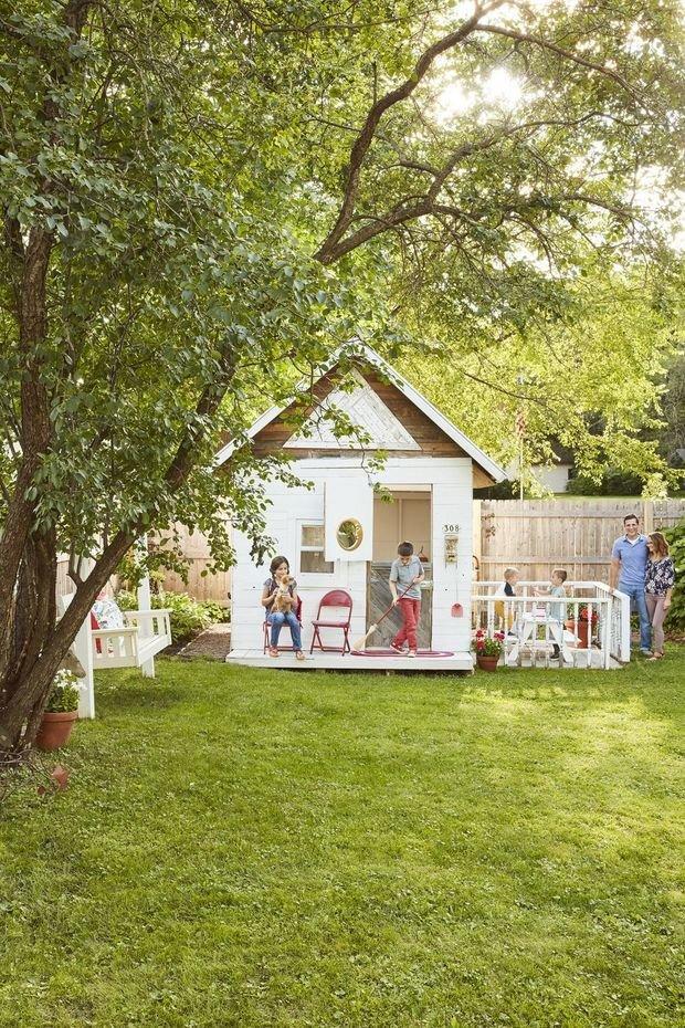 Фотография:  в стиле , Декор интерьера, Дом, США, Белый, Дом и дача – фото на InMyRoom.ru