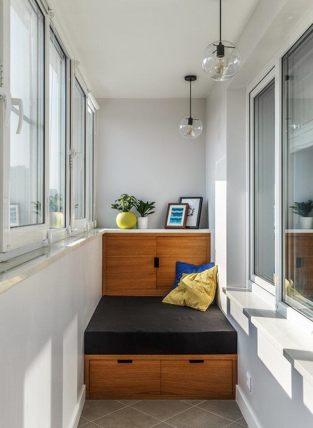 Фотография: Балкон в стиле Современный, Советы, балкон в квартире – фото на INMYROOM