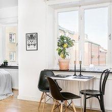 Фото из портфолио Allhelgonagatan 7, Södermalm – фотографии дизайна интерьеров на InMyRoom.ru