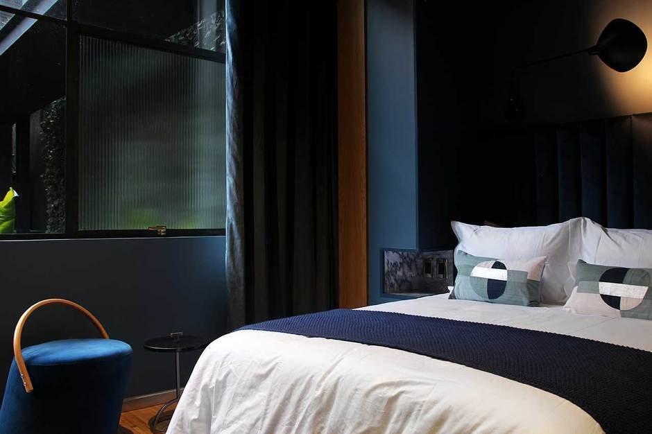 Фотография: Спальня в стиле Современный, Гид, Welcome Studio – фото на InMyRoom.ru