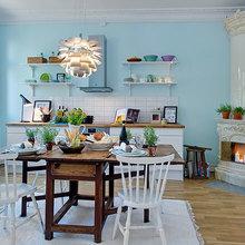 Фото из портфолио Голубой цвет – фотографии дизайна интерьеров на InMyRoom.ru