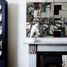 Фотография:  в стиле Классический, Современный, Эклектика, Дом, Дома и квартиры – фото на InMyRoom.ru
