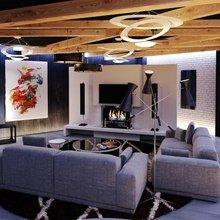 Фото из портфолио Архитектурная линия.  – фотографии дизайна интерьеров на INMYROOM