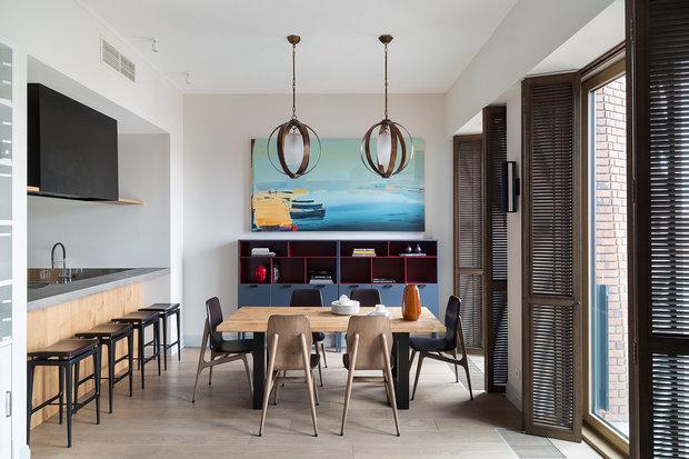 Дизайн: I.D.Interior