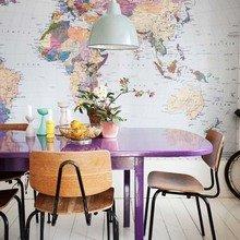 Фотография: Кухня и столовая в стиле Скандинавский, Декор интерьера, Дизайн интерьера, Мебель и свет, Цвет в интерьере – фото на InMyRoom.ru