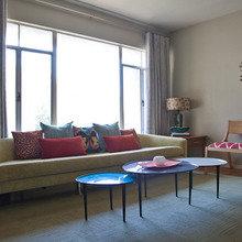 Фотография: Гостиная в стиле Кантри, Квартира, Дома и квартиры, Лос-Анджелес – фото на InMyRoom.ru