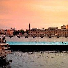 Фотография: Архитектура в стиле , Ландшафт, Стиль жизни, Бассейн – фото на InMyRoom.ru