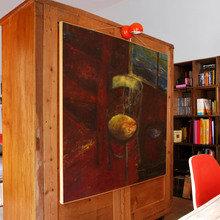 Фото из портфолио Box House: удивительный интерьер из старых ящиков – фотографии дизайна интерьеров на INMYROOM
