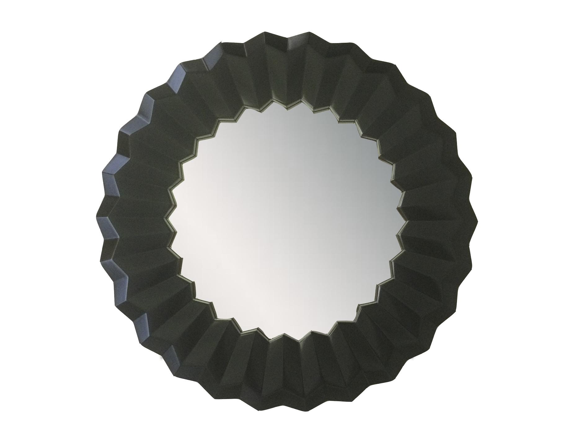 Настенное зеркало гранита