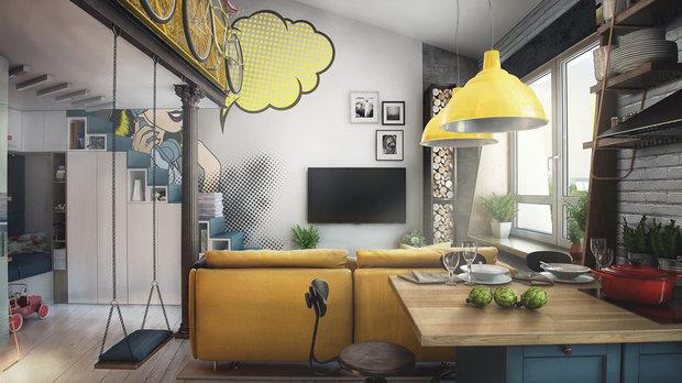 Дизайн: Макс Жуков, ToTaste Studio