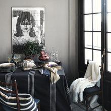 Фото из портфолио Осеннее настроение в доме – фотографии дизайна интерьеров на INMYROOM