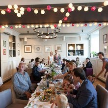 Фото из портфолио свадьба Саши и Саши. 14.06.13 – фотографии дизайна интерьеров на InMyRoom.ru
