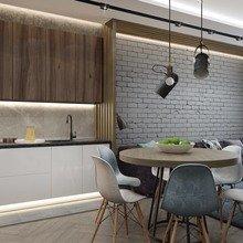 Фото из портфолио квартира в ЖК Лайнер – фотографии дизайна интерьеров на INMYROOM
