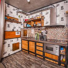 Фото из портфолио Офис рекламной компании – фотографии дизайна интерьеров на INMYROOM