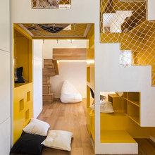 Дизайн: архитектурная мастерская Ruetemple