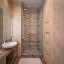 Фото из портфолио ремонт в ванной – фотографии дизайна интерьеров на InMyRoom.ru