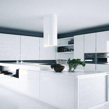 Фотография: Кухня и столовая в стиле Современный, Хай-тек, Декор интерьера, Квартира, Дома и квартиры – фото на InMyRoom.ru