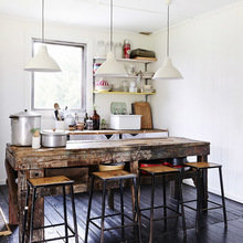 Фото из портфолио Причудливый маленький домик – фотографии дизайна интерьеров на INMYROOM