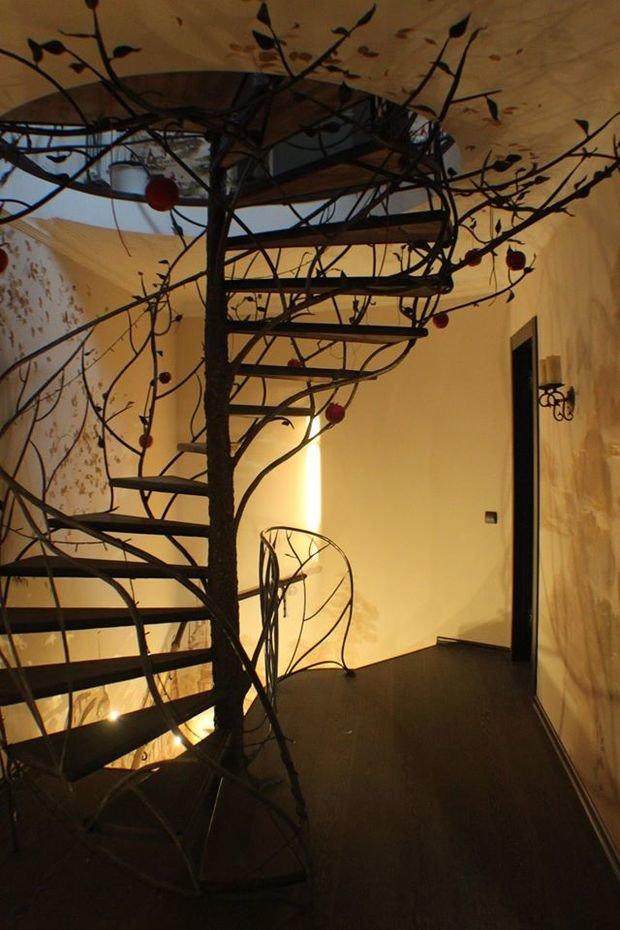 """Фото из портфолио """"Сказки Бристоля""""  – фотографии дизайна интерьеров на INMYROOM"""