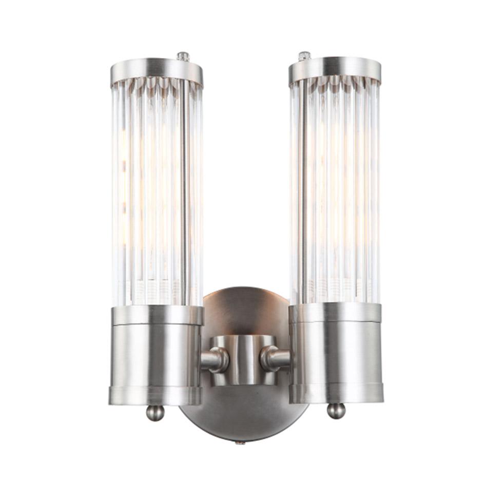 Купить Бра Leones из металла со стеклянными плафонами, inmyroom, Китай