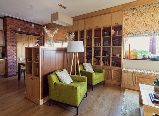 Фотография: Гостиная в стиле Лофт, Декор интерьера, Квартира, Дома и квартиры, Илья Хомяков, Стена – фото на InMyRoom.ru