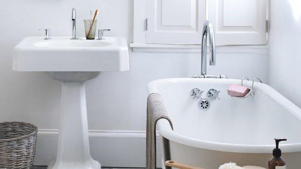 Фотография: Ванная в стиле Скандинавский, Прочее, Советы, уборка, чистота – фото на InMyRoom.ru