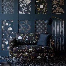 Фотография: Мебель и свет в стиле Кантри, Декор интерьера, Дизайн интерьера, Цвет в интерьере, Черный – фото на InMyRoom.ru
