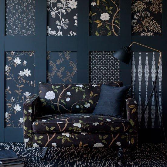 Фотография: Мебель и свет в стиле Прованс и Кантри, Декор интерьера, Дизайн интерьера, Цвет в интерьере, Черный – фото на InMyRoom.ru