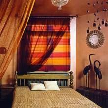 Фото из портфолио Шторы – фотографии дизайна интерьеров на INMYROOM