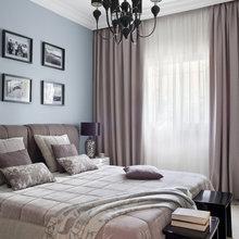 Фотография: Спальня в стиле Современный, Квартира, Испания, Проект недели, Ксения Турик – фото на InMyRoom.ru