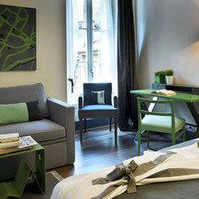 Фотография: Спальня в стиле Современный, Италия, Дома и квартиры, Городские места, Отель – фото на InMyRoom.ru
