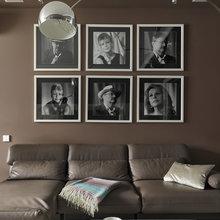 Фотография: Гостиная в стиле Современный, Квартира, Проект недели, Москва – фото на InMyRoom.ru