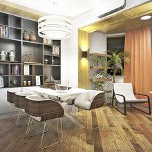 Фото из портфолио Проекты – фотографии дизайна интерьеров на INMYROOM