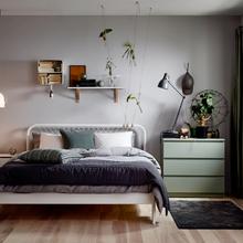 Фотография: Спальня в стиле Скандинавский, Советы, ИКЕА – фото на InMyRoom.ru