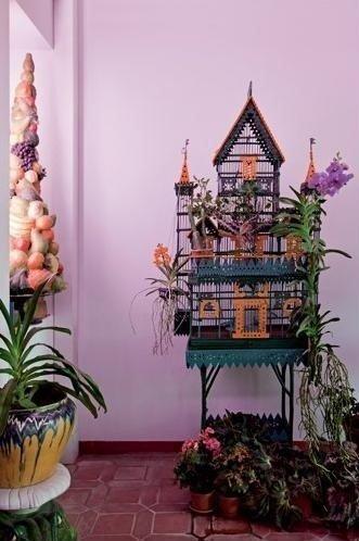 Фотография: Декор в стиле Эко, Дома и квартиры, Интерьеры звезд, Принт, Missoni – фото на INMYROOM