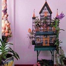 Фотография: Декор в стиле Эко, Дома и квартиры, Интерьеры звезд, Принт, Missoni – фото на InMyRoom.ru