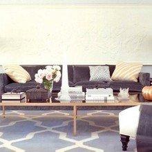 Фотография: Гостиная в стиле Современный, Индустрия, Люди, Посуда, Ретро – фото на InMyRoom.ru