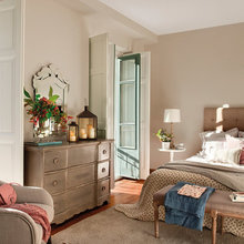 Фотография: Спальня в стиле Кантри, Декор интерьера, Дом и дача – фото на InMyRoom.ru
