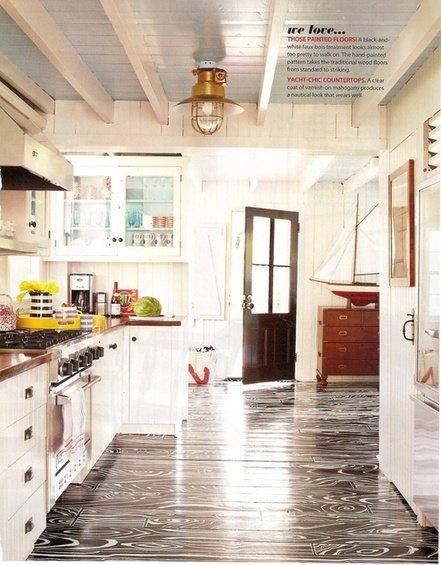 Фотография: Прихожая в стиле Прованс и Кантри, Декор интерьера, Декор дома, Пол – фото на InMyRoom.ru