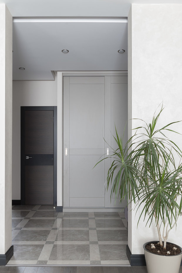 Фото из портфолио Фото - квартира в Мытищах – фотографии дизайна интерьеров на INMYROOM