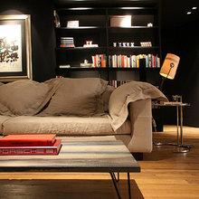 Фотография: Гостиная в стиле Лофт, Квартира, Дома и квартиры, Сан-Паулу – фото на InMyRoom.ru