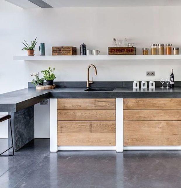 Фотография: Кухня и столовая в стиле Минимализм, Советы, Ремонт на практике, Надежда Кузина – фото на InMyRoom.ru