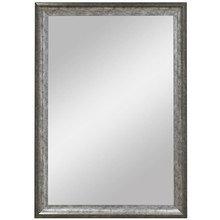 """Зеркало в стильной итальянской деревянной раме """"Серебряная Болонья"""""""