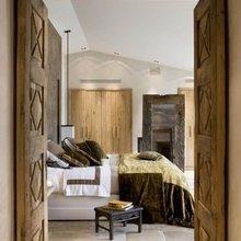 Фотография: Спальня в стиле Кантри, Декор интерьера, Декор дома, Плитка – фото на InMyRoom.ru