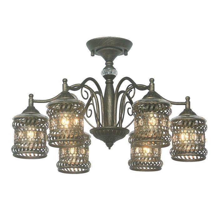 Подвесная люстра FAVOURITE Arabia в восточном стиле