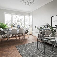 Фото из портфолио  Essingestråket 29, Stora Essingen - Kungsholmen, Stockholm – фотографии дизайна интерьеров на InMyRoom.ru